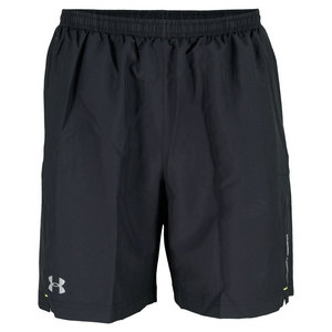 UNDER ARMOUR MENS ESCAPE 7 IN SOLID RUNNING SHORT BK