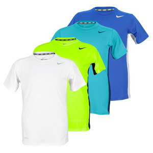 NIKE BOYS SPEED FLY SHORT SLEEVE TRAINING TOP