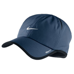NIKE MENS FEATHERLIGHT TENNIS CAP NAVY
