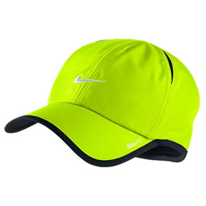 NIKE MENS FEATHERLIGHT TENNIS CAP GREEN