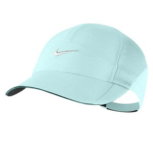 NIKE WOMENS FEATHERLIGHT TENNIS CAP TEAL