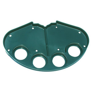 Tennis Court Tray Green