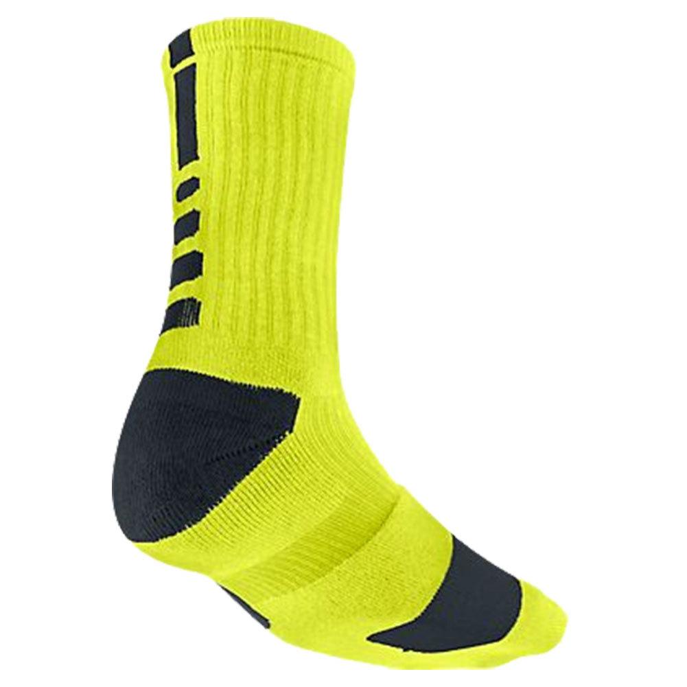 Men`s Elite Crew Socks Large