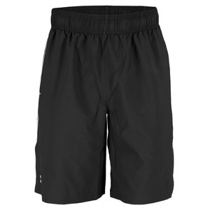 UNDER ARMOUR MENS HEATGEAR MIRAGE 10IN TRAIN SHORT BK