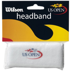 WILSON US OPEN TENNIS HEADBAND