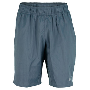 NIKE MENS ALL COURT TENNIS SHORT NAVY