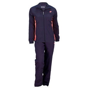 LOTTO WOMENS NATTY TENNIS SUIT SET PURPLE
