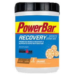 POWERBAR RECOVERY ORANGE DRINK MIX