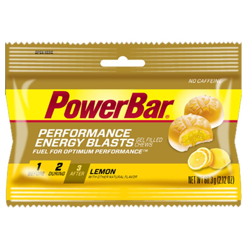 Performance Energy Blasts Lemon
