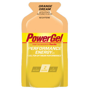POWERBAR POWERGEL ORANGE DREAM