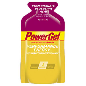POWERBAR POWERGEL POMEGRANATE BLUEBERRY ACAI