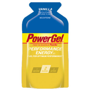 POWERBAR POWERGEL VANILLA