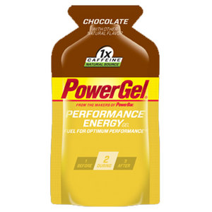POWERBAR POWERGEL CHOCOLATE