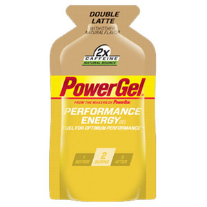 POWERBAR POWERGEL DOUBLE LATTE