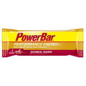 POWERBAR PERFORMANCE ENERGY OATMEAL RAISIN