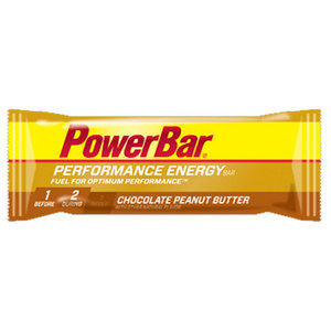 POWERBAR PERFORMANCE ENERGY CHOCOLATE P B