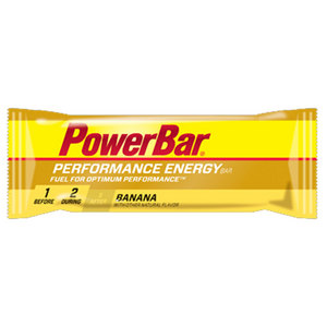 POWERBAR PERFORMANCE ENERGY BANANA