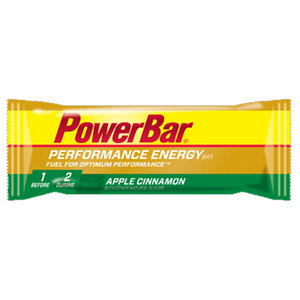 POWERBAR PERFORMANCE ENERGY APPLE CINNAMON