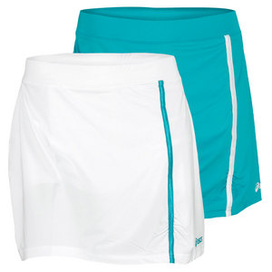 ASICS WOMENS RACKET TENNIS SKORT