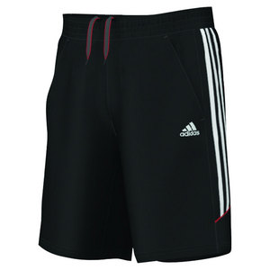 adidas MENS RESPONSE CLASSIC 9.5 IN SHORT BLACK