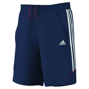 adidas MENS RESPONSE CLASSIC 9.5 IN SHORT NAVY
