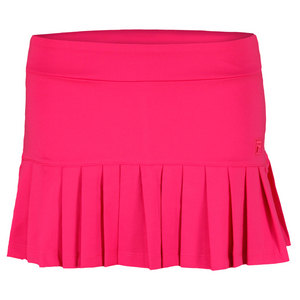 FILA GIRLS MATCH TENNIS SKORT PINK