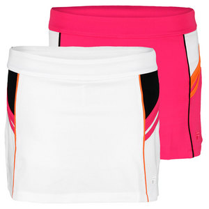 FILA GIRLS BASELINE TENNIS SKORT