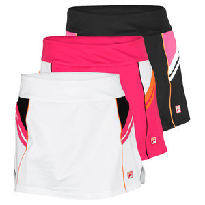 FILA WOMENS BASELINE ATHLETIC TENNIS SKORT