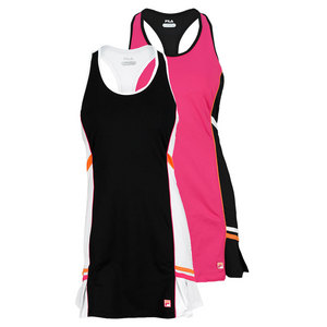 FILA WOMENS BASELINE TENNIS DRESS