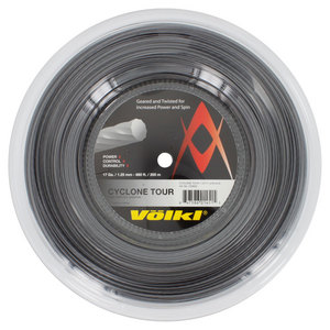 VOLKL CYCLONE TOUR 17G REEL TENNIS STRING ANTH