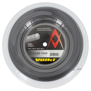 VOLKL CYCLONE TOUR 16G REEL TENNIS STRING ANTH