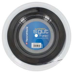 Synthetic 17g Reel Black