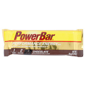 POWERBAR PERFORMANCE ENERGY CHOCOLATE
