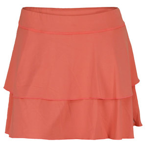 SOFIBELLA WOMENS BEAT 14 INCH SKORT SUNSET