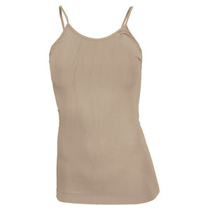 VICKIE BROWN WOMENS COURT TENNIS CAMI NUDE