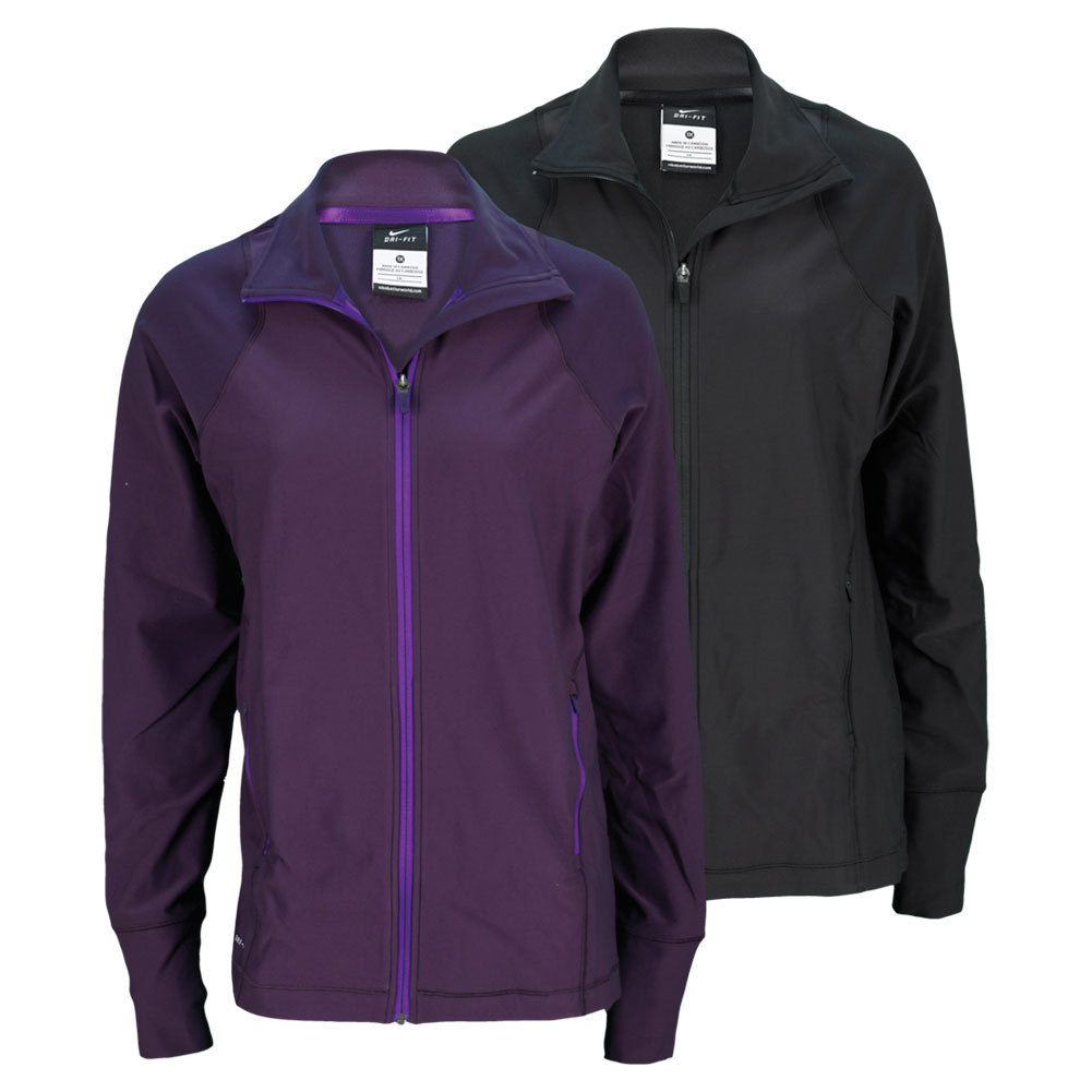 Women's Extended Poly Legend Training Jacket
