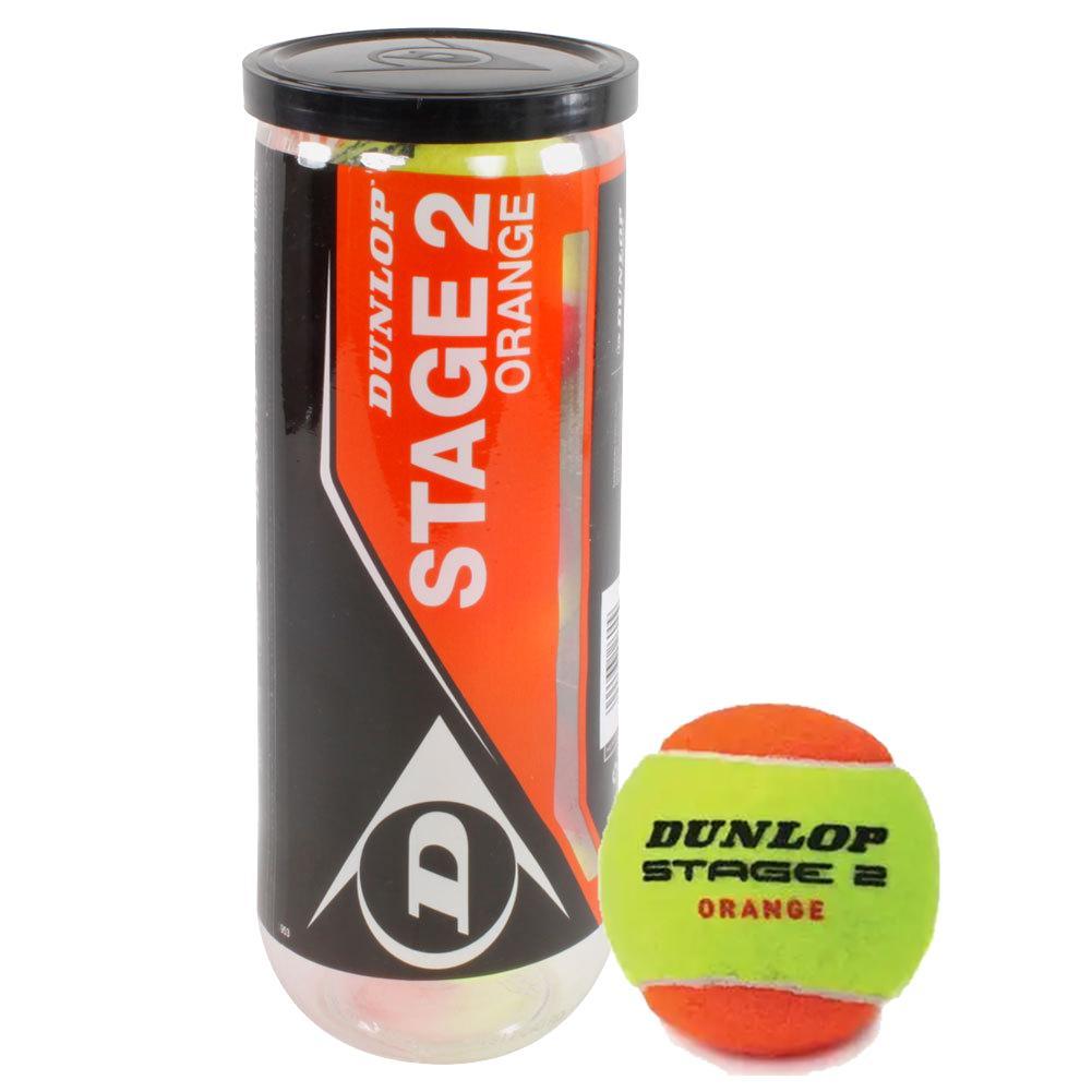 Stage 2 Orange Felt 3 Ball Can