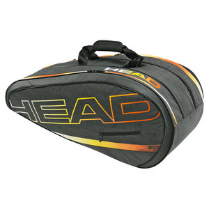 HEAD RADICAL COMBI TENNIS BAG GRAY/ORANGE