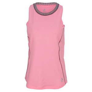 JOFIT WOMENS MANHATTAN CUT AWAY TANK BGUM
