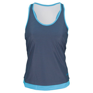 BOLLE WOMENS MOON DUST TEXTURED TANK GRAY