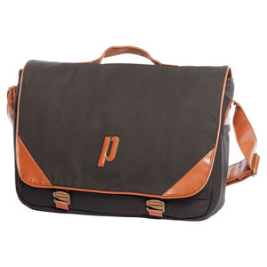 PRINCE CLASSIC MESSENGER TENNIS BAG BLACK