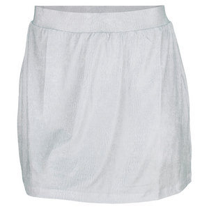 TAIL WOMENS DIVINE WINE ONDE TENNIS SKORT SLV