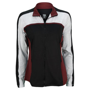 TAIL WOMENS DIVINE WINE CATALINA JACKET BLACK