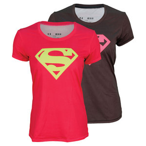 UNDER ARMOUR WOMEN`S ALTER EGO SONIC SUPERMAN TEE