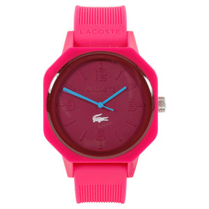 LACOSTE 80TH UNEXPECTED WATCH PINK