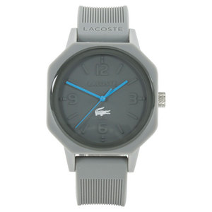 LACOSTE 80TH UNEXPECTED WATCH SILVER