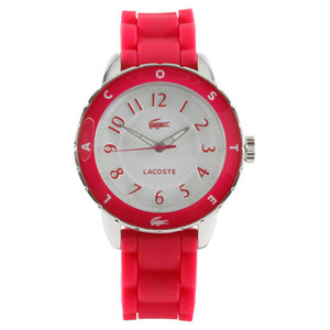 LACOSTE RIO WATCH PINK