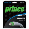 Premier Control 17G Tennis String Black by PRINCE