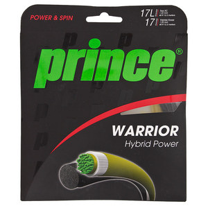 PRINCE WARRIOR HYBRID POWER STRING BLACK/NATURL