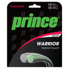 Warrior Hybrid Touch Tennis String Silver and Clear by PRINCE
